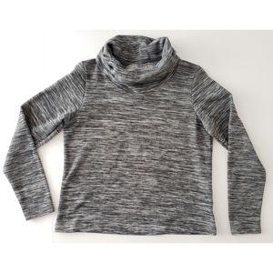 Columbia Sportswear Grey Cowl Neck Sweater